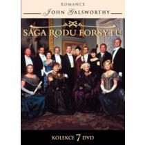 Sága rodu Forsytů (The Forsyte Saga) DVD
