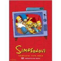 Simpsonovi 5 (The Simpsons 5) DVD