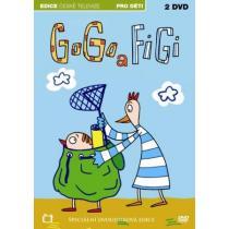 Gogo a Figi DVD