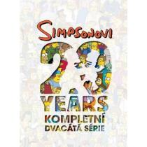 Simpsonovi 20 (The Simpsons 20) DVD