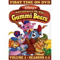 Gumídci 1/1 (Gummi Bears 1/1) DVD