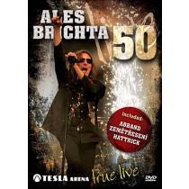 Brichta, Aleš - 50 Tesla Arena: Live DVD