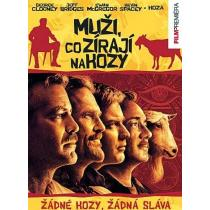 Muži, co zírají na kozy (The Men Who Stare At Goats) DVD