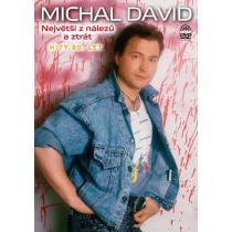 David, Michal - Největší z nálezů a ztrát DVD