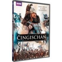 Čingischán (Genghis Khan) DVD