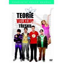 Teorie velkého třesku 2 (Big Bang Theory 2) DVD