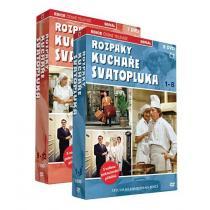 Rozpaky kuchaře Svatopluka DVD