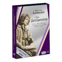 Nejlepší komedie s Ivou Janžurovou DVD