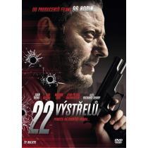 22 výstřelů (L'immortel) DVD