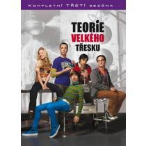 Teorie velkého třesku 3 (Big Bang Theory 3) DVD