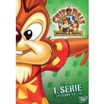 Rychlá Rota: 1/4 (Chip N' Dale: Rescue Rangers 1/4) DVD