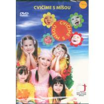 Cvičíme s Míšou 1 DVD