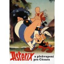 Asterix a překvapení pro Cézara (Astérix et la surprise de César) DVD
