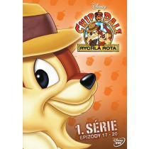 Rychlá rota 1/5 (Chip N' Dale Rescue Rangers: Volume 1/5) DVD