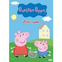 Prasátko Peppa 5 - Zlatá rybka DVD