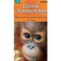 Deník orangutana (Orangutan Diary) DVD