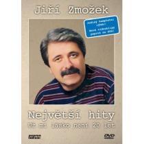 Zmožek, Jiří - Největší hity:Už mi lásko není 20 let DVD