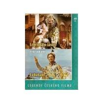 Labakan Legenda o lásce DVD