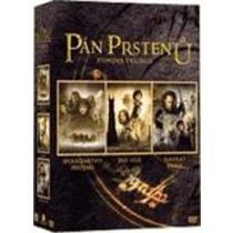 Pán prstenů kolekce(The Lord of the Rings Collection) DVD