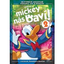Mickey nás baví! 2 (Mickey Have a Laugh 2) DVD