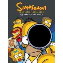 Simpsonovi 6 (The Simpsons 6) DVD