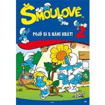 Šmoulové 2 DVD