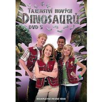 Tajemství nových dinosaurů 5 DVD