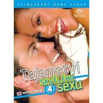 Tajemství skvělého sexu 4 – 30 způsobů jak potěšit svého milence DVD