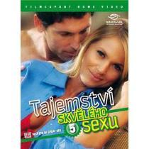 Tajemství skvělého sexu 5 DVD