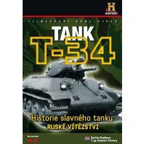 Tank T-34 DVD