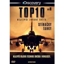 Top 10 - Nejlepší zbraně světa 1 DVD
