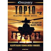 Top 10 - Nejlepší zbraně světa 2 DVD