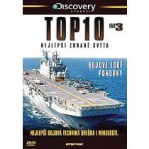 Top 10 - Nejlepší zbraně světa 3 DVD