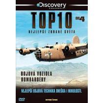 Top 10 - Nejlepší zbraně světa 4 DVD