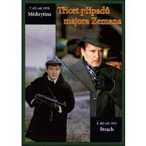 Třicet případů majora Zemana: 7. + 8. DVD