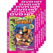 Tučňáci DVD