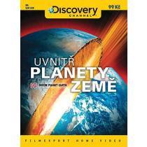 Uvnitř planety Země DVD