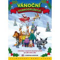 Vánoční dobrodružství DVD