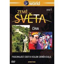 Země světa 1 - Čína DVD