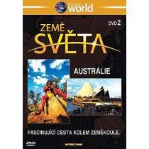 Země světa 2 - Austrálie DVD
