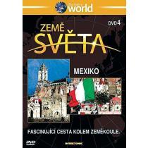 Země světa 4 - Mexiko DVD