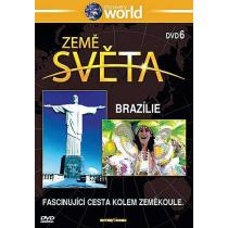 Země světa 6 - Brazílie DVD