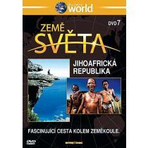Země světa 7 - Jihoafrická republika DVD