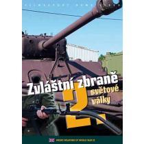 Zvláštní zbraně 2. světové války DVD