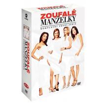 Zoufalé manželky 1. série DVD