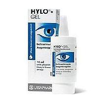 HYLO - GEL 10 ml Oční kapky