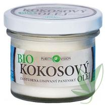 Purity Vision kokosový olej BIO 100ml