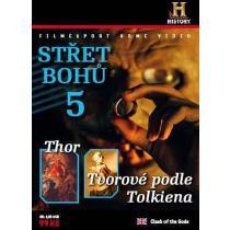 Střet bohů 5: Thor, Tvorové podle Tolkiena DVD