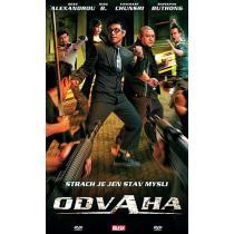 Odvaha DVD