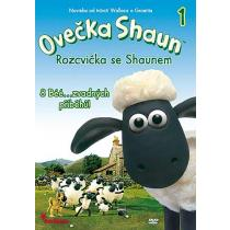 Ovečka Shaun - Rozcvička se Shaunem DVD